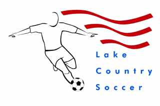 Lake Country Soccer logo