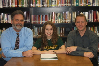 Brianna Ragains Signs With Missouri Southern Lions