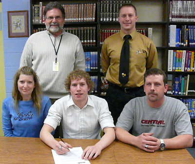Adam Strong, Lebanon Yellowjackets