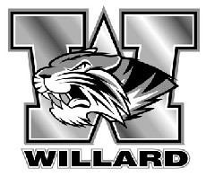 Willard Tigers logo