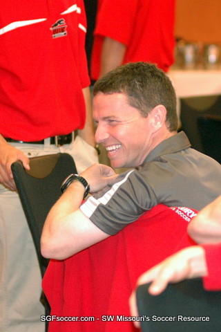 Drury Panthers, Ryan Swan, GLVC & Regional Coach of the Year 2009
