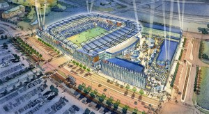 KC Wizards Stadium renderings, Jan 2010