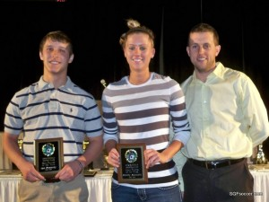 Springfield SC Players of the Year