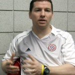 Ryan Swan, NSCAA Missouri Technical Coordinator& Drury Panther Men's Coach