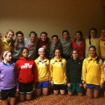 Missouri 1993 Girls ODP squad