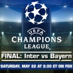 Champions League Final is May22nd