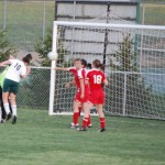 Natalie Smid, Catholic (2011) game winner by Amy Schepers