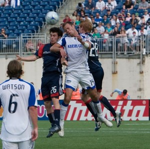 Jack Jewsbury vs NE Revolution, 2009