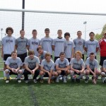 Springfield SC U15 - 2010 MRL 1st Division Champions