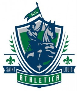 st louis athletica logo