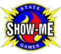 Show-Me State Games logo