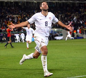 Clint Dempsey, US Soccer