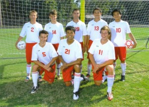 Nixa Senior Boys, 2010