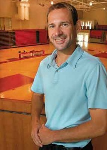 Darton University AD, Mike Kiefer