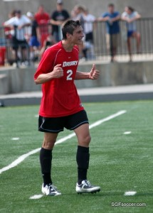 Brendan Langford, Drury Panthers (2014)