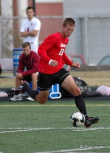 Grant Bowden, Drury Panthers (2011)
