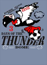 thunderdome poster