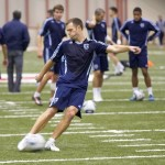 Jack Jewsbury by Sporting KC