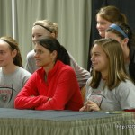 Mia Hamm at Springfield Expo Center