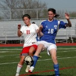 Nixa vs Harrison (at Ozark, April 2010)