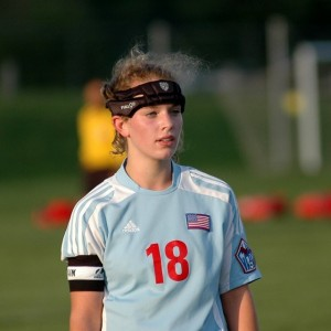 Katie Brewer, Glendale Falcons (2010)
