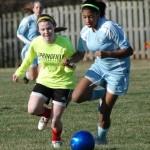 Springfield SC vs MO Elite, U14 Girls