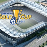 Gold Cup at Sporting Park KC stadium