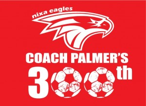 Coach Evan Palmer, 300 Wins