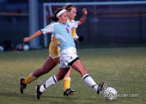 Molly Brewer, Glendale Falcons (2012)
