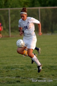 Hayley Baker, Camdenton Lakers (2011)