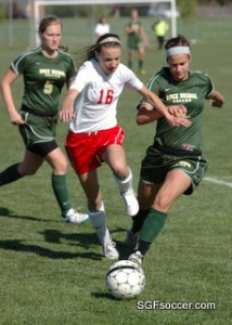Paige Townsend, Nixa Eagles (2014) splits the D