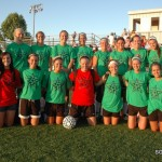6th Annual Girls Southwest All-Stars, Green squad