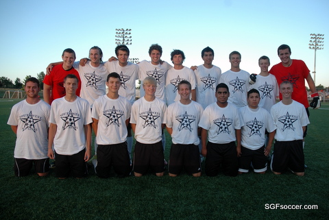 7th Annual Southwest All-Stars, White squad