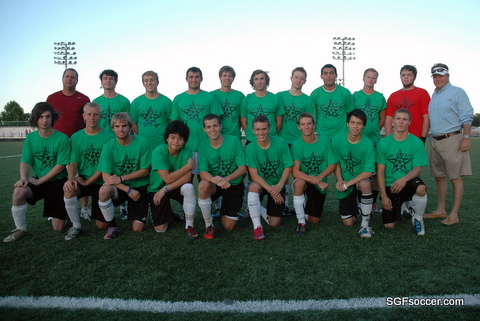 7th Annual Southwest All-Stars, Green squad