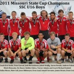 Springfield SC 94/95 - Missouri State Champions 2011
