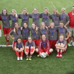 Nixa Middle School Captures 1st League Title