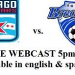 Catch WPSL Elite Action Live – Sunday 5pm