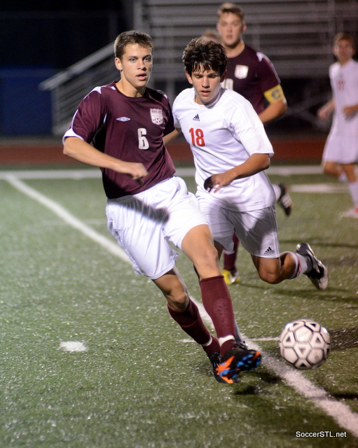 Missouri Class 2 District 10 All-District Soccer Honors