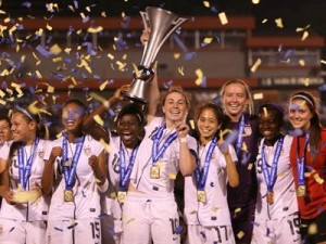 u17 WNT CONCACAF winners 2012