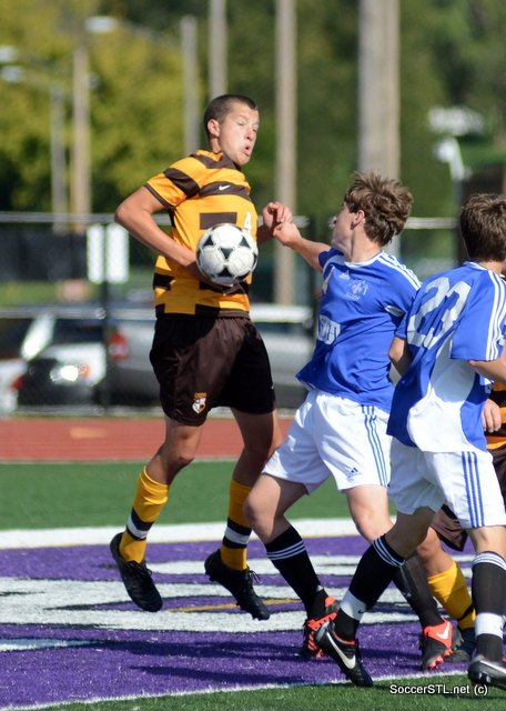 Missouri Class 3 District 12 All-District Soccer Honors