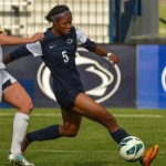 Maya Hayes, Penn State Nittany Lions. Photo by Mark Selders
