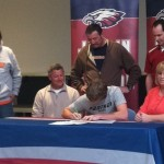 Griffen Locke, Joplin Eagles, signing with Neosho CC (KS)