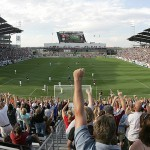 Dick's Sporting Goods Park by Michael A. Martin