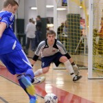 Total Demize Compete at Futsal Regional Tourney