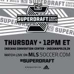 MLS Superdraft Being Live Streamed Thursday