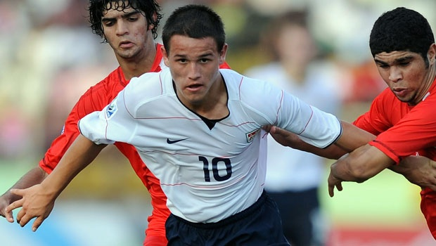 luis gil, us soccer u20