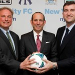 MLS Announces NYC FC, Manchester City Owners
