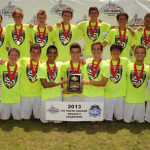 Springfield SC U18's Headed to USYSA National Championships