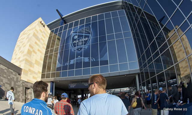 Sporting KC Puts on an All-Star Party