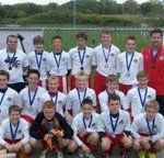 417FC U14's Win at Columbia Pride Invitational